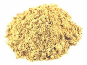 farinha-de-amendoim